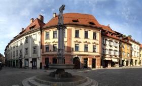 Ljubljana by Bicycle