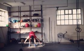 My new CrossFit home – CrossFit Plamen