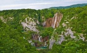 Croatia Day 1-Plitvice Lakes National Park (Plitvicka Jezera)