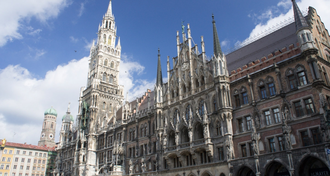 Moving to Munich, Germany