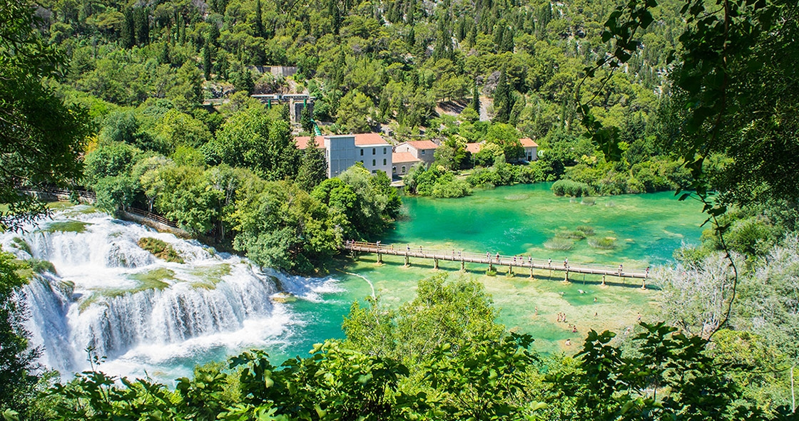 Road Trip by Motorcycle: Croatia and Slovenia Part 1