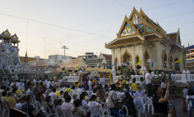 4 Weeks in Thailand: Arrival in Bangkok